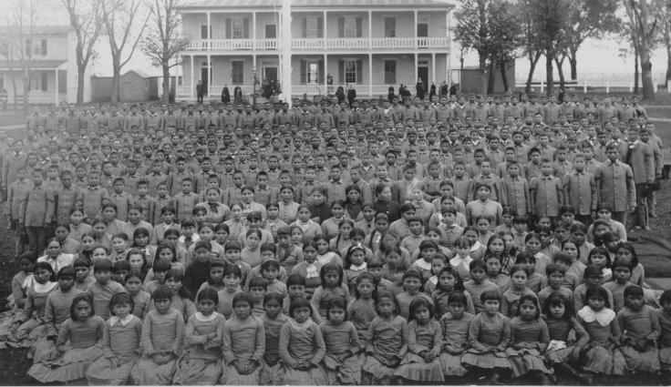 CarlisleIndianSchool1885
